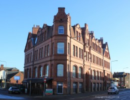 Former Staion Hotel, Goole