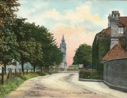Airmyn High St Postcard 1906